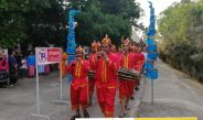"""((POLICE NEWS update PLUS)).."""" ชาวไทยเชื้อสายลาวตี้ จัดงาน ประเพณีเทศกาลออกพรรษาประจำปี 2562″"""