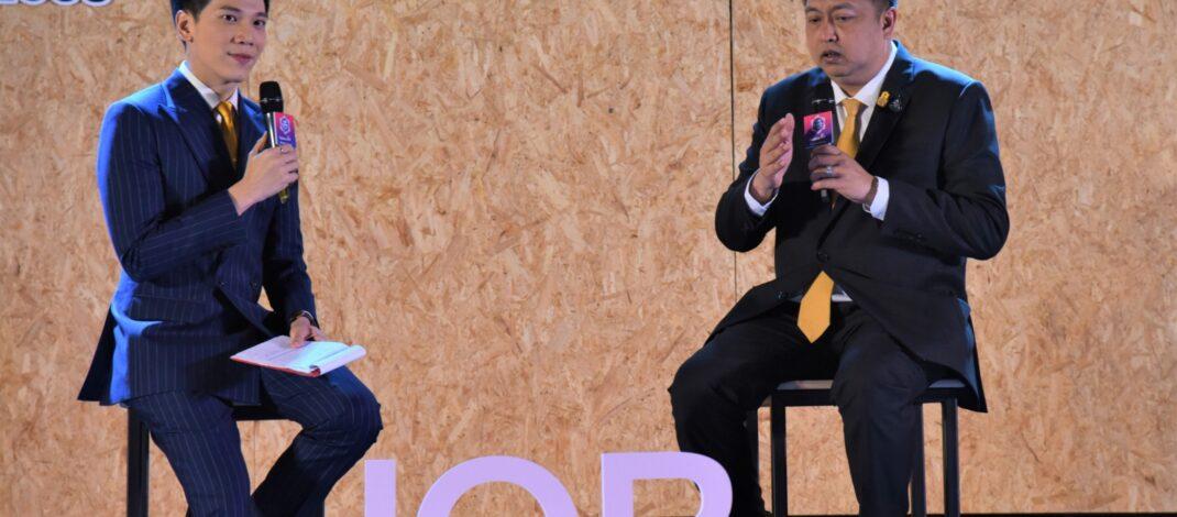 """((POLICE NEWS update PLUS))…""""กระทรวงแรงงาน จัด Job Expo Thailand 2020 มหกรรมการจัดหางานครั้งยิ่งใหญ่ พบกับงานทั่วประเทศ กว่า 1 ล้านอัตรา"""""""