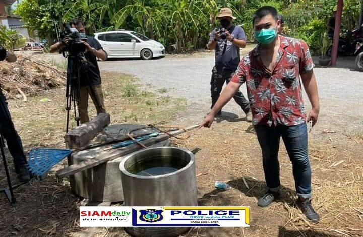 "((POLICE NEWS update PLUS))..""พี่เลี้ยงโหด ฆ่าฝังศพเด็ก ในท้องที่อ.โพธาราม จ.ราชบุรี"